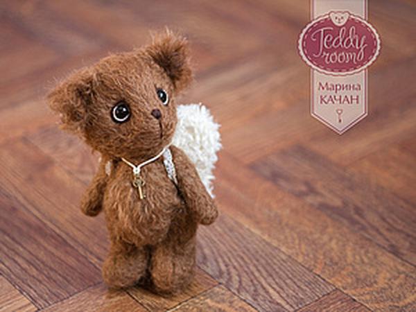 Крылья для ангела мишки Тедди или куклы. | Ярмарка Мастеров - ручная работа, handmade