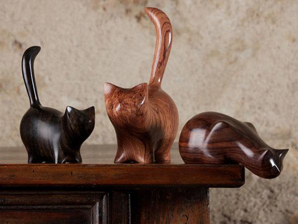 Идеальный минимализм: милые зверушки Перри Ланкастера, поражающие своей элегантностью | Ярмарка Мастеров - ручная работа, handmade