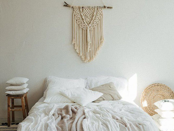 5 супер идей, как макраме украсит свадьбу или интерьер | Ярмарка Мастеров - ручная работа, handmade