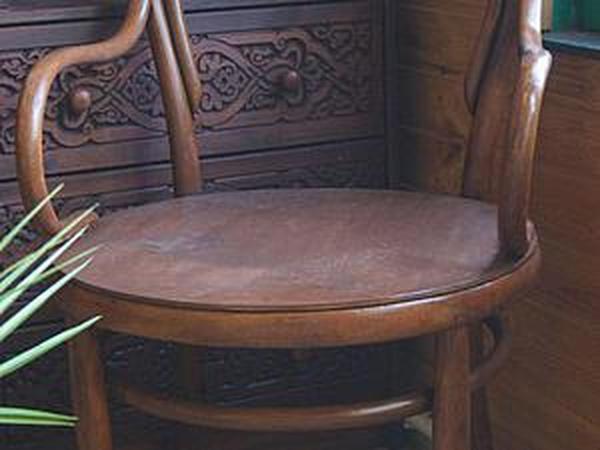 Реставрируем кресло «Thonet» | Ярмарка Мастеров - ручная работа, handmade