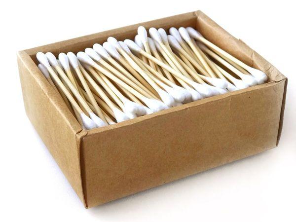 Для чего нужны ватные палочки? | Ярмарка Мастеров - ручная работа, handmade
