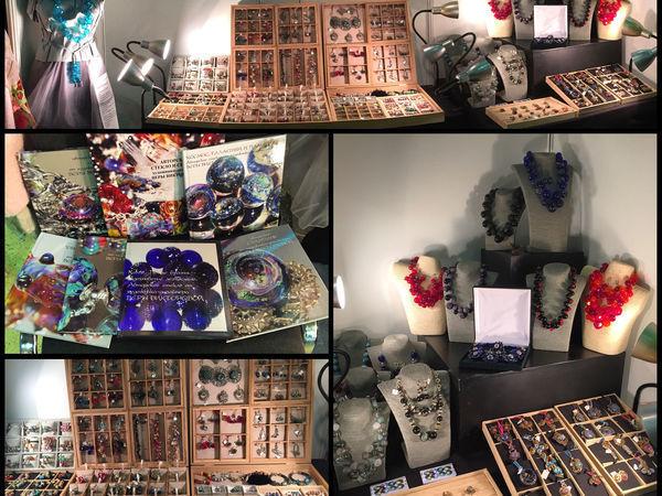 мой стенд на выставке Ладья 2016. 14-18 декабря | Ярмарка Мастеров - ручная работа, handmade