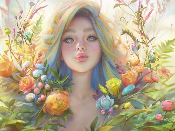 Весенний Аукцион весь в цвету! | Ярмарка Мастеров - ручная работа, handmade