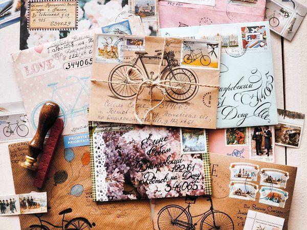 Postcrossing — обмен почтовыми открытками   Ярмарка Мастеров - ручная работа, handmade