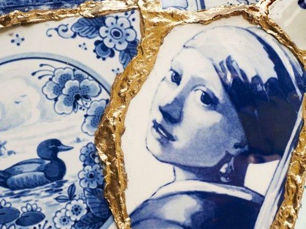 Не спешите выбрасывать разбитую посуду! Искусство и философия кинцуги | Ярмарка Мастеров - ручная работа, handmade