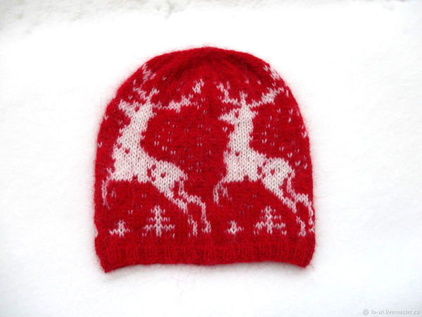 Приглашаю на благотворительную лотерею на Новогоднюю шапку   Ярмарка Мастеров - ручная работа, handmade