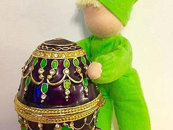 Шьем вальдорфскую куколку-зерновушку | Ярмарка Мастеров - ручная работа, handmade