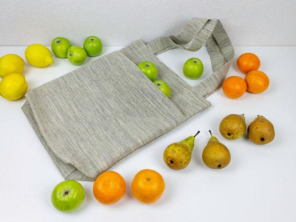 Делаем ЭКО сумку-шоппер своими руками DIY. Видео мастер-класс | Ярмарка Мастеров - ручная работа, handmade