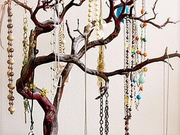 Подставки для украшений своими руками. Подборка идей | Ярмарка Мастеров - ручная работа, handmade
