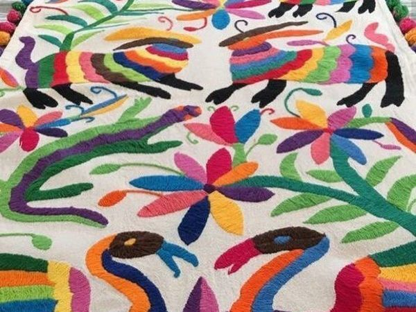 How Embroidery Saved a Village | Livemaster - handmade