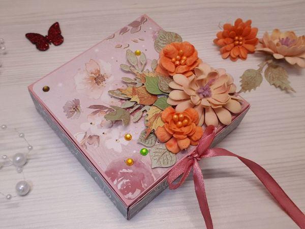 Изготавливаем подарочную упаковку за 30 минут | Ярмарка Мастеров - ручная работа, handmade
