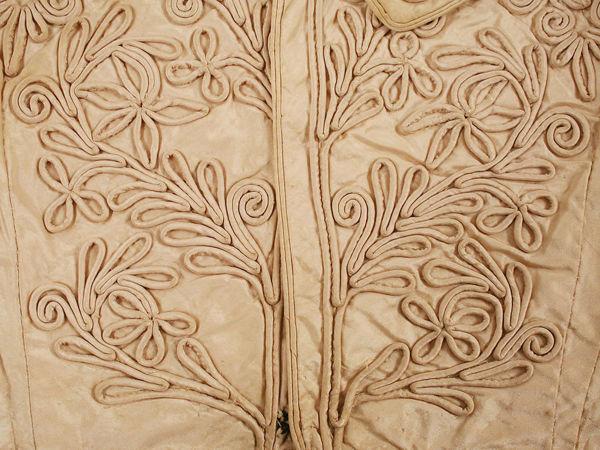 Спенсеры с отделкой шнурами из собрания Музея Metropoliten | Ярмарка Мастеров - ручная работа, handmade