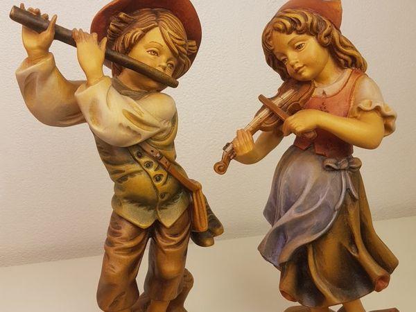 Про тирольские деревянные фигурки: история промысла | Ярмарка Мастеров - ручная работа, handmade