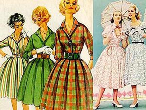 26e8e11567c Стиль и мода 50-х  революционное возрождение женственности – Ярмарка ...