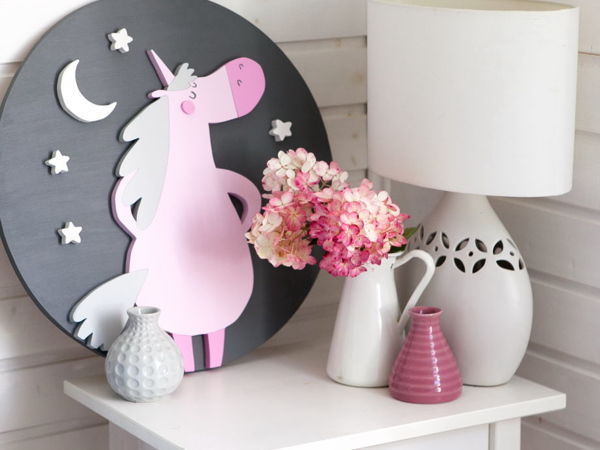 Fairy Unicorn: Ideas for Modern Interior Design | Livemaster - handmade