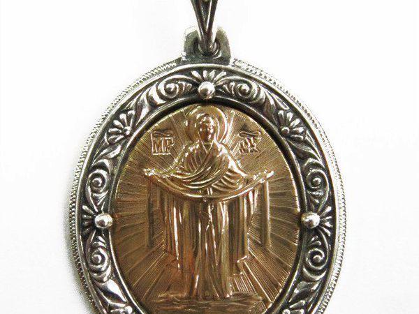 С Праздником-Покров Пресвятой Богородицы! | Ярмарка Мастеров - ручная работа, handmade