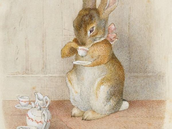 Интересные факты о Беатрис Поттер и ее знаменитых кроликах | Ярмарка Мастеров - ручная работа, handmade
