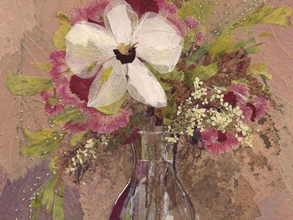 Прессованная флористика: как это делается   Ярмарка Мастеров - ручная работа, handmade