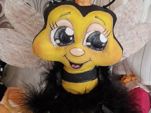 Шьем пчелку Майю | Ярмарка Мастеров - ручная работа, handmade