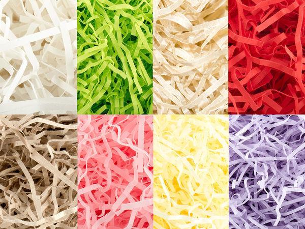 Поступление бумажного наполнителя. Различные цвета! | Ярмарка Мастеров - ручная работа, handmade