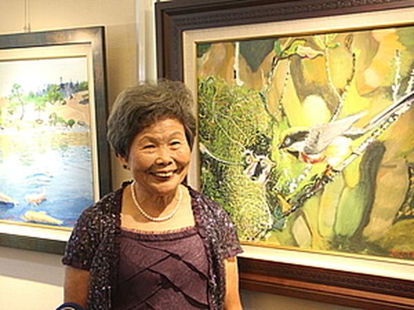 Стать художницей в 77 лет   Ярмарка Мастеров - ручная работа, handmade