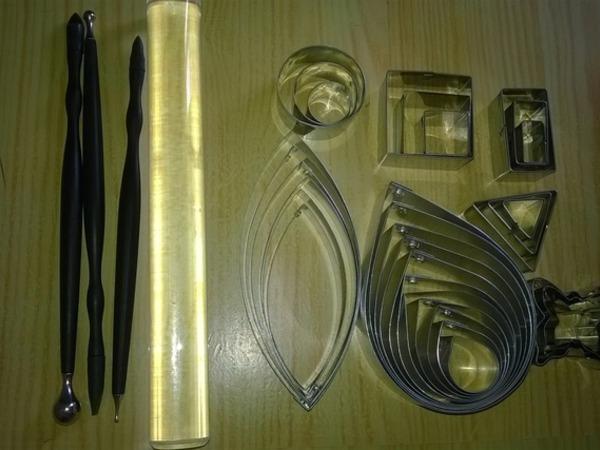 Приспособления для работы с полимерной глиной | Ярмарка Мастеров - ручная работа, handmade