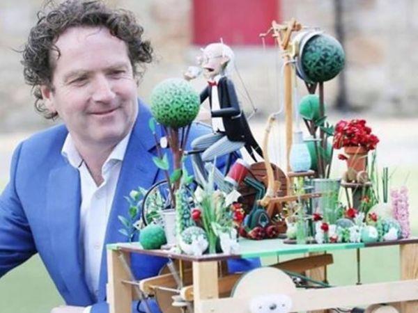 Удивительные сады Диармуда Гэвина   Ярмарка Мастеров - ручная работа, handmade