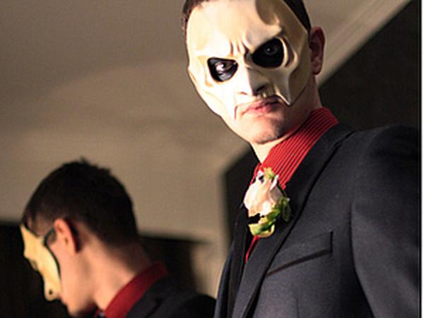 Карнавальная маска из папье-маше или самоотвердевающего пластика, безупречно сидящая на лице | Ярмарка Мастеров - ручная работа, handmade