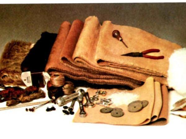 Размеры отрезов материалов для тедди | Ярмарка Мастеров - ручная работа, handmade
