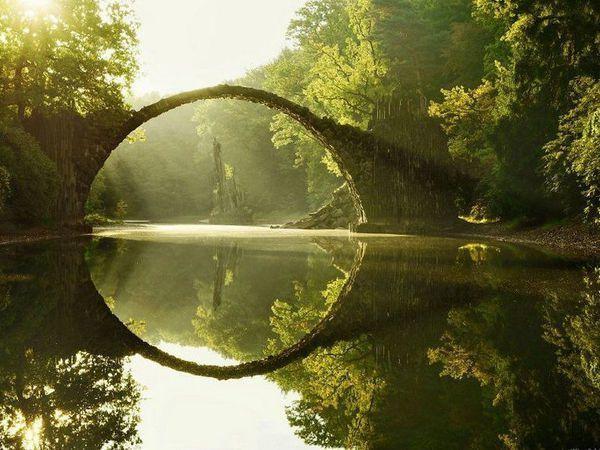Легенды и мистика мостов: 18 произведений архитектурного и инженерного искусства | Ярмарка Мастеров - ручная работа, handmade