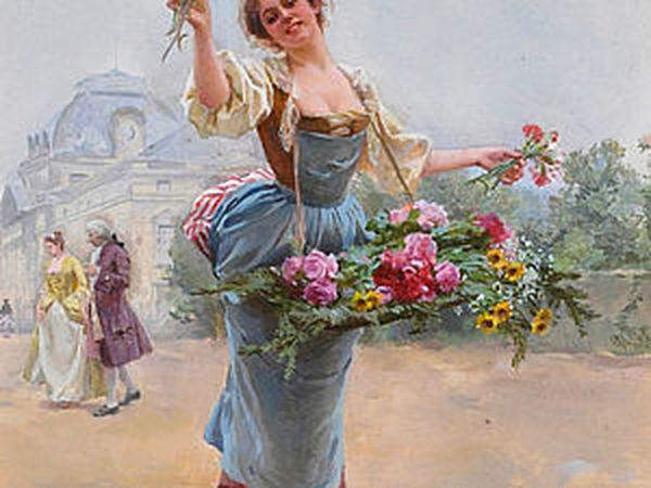 Каждому свое, или цветочное ассорти. | Ярмарка Мастеров - ручная работа, handmade