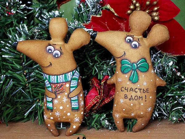 Открыт прием заказов на новогодние сувениры!! | Ярмарка Мастеров - ручная работа, handmade