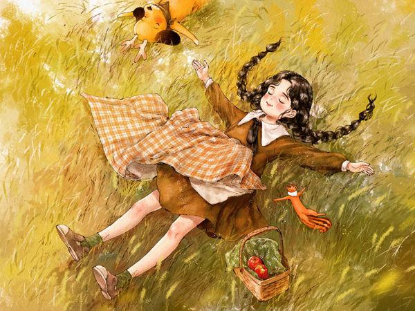Девочка из волшебного леса! | Ярмарка Мастеров - ручная работа, handmade