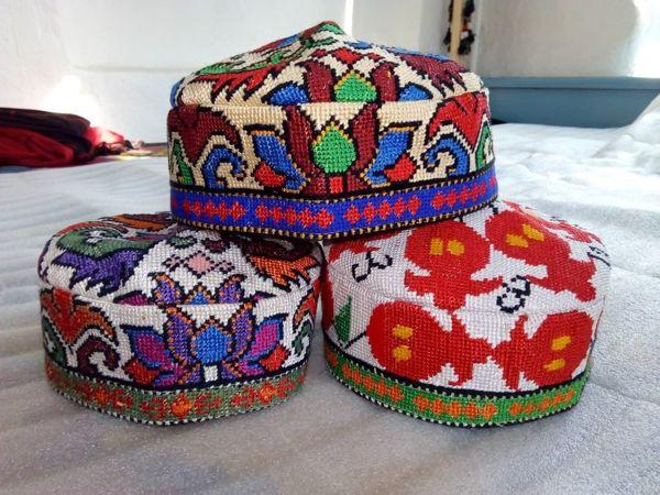 Тюбетейка | Ярмарка Мастеров - ручная работа, handmade