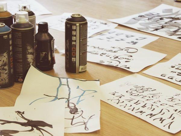 Мастер-класс «Уличное искусство» | Ярмарка Мастеров - ручная работа, handmade
