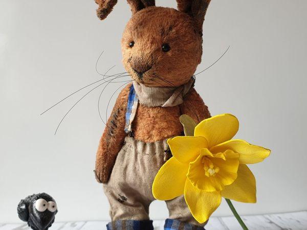 Заяц   Ярмарка Мастеров - ручная работа, handmade