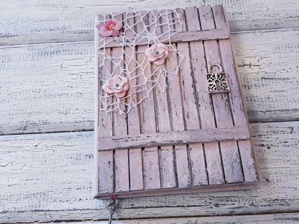 Блокнот ручной работы  «Дверь в сказку» | Ярмарка Мастеров - ручная работа, handmade