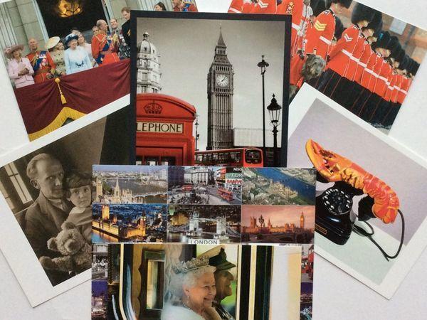 Розыгрыш открытки из европы, медвежонком доброе