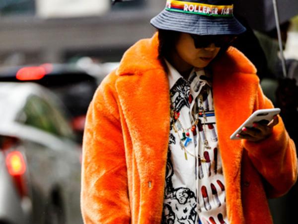 Фрик-шоу на улицах Нью-Йорка: 25+ вызывающих образов гостей Недели моды | Ярмарка Мастеров - ручная работа, handmade