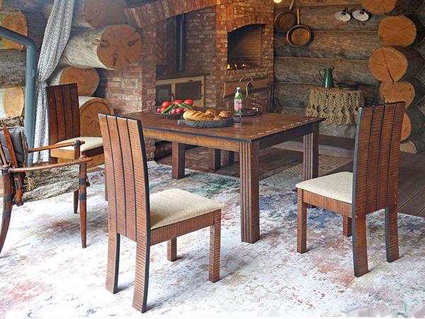 Деревянная мебель Кода для веранды   Ярмарка Мастеров - ручная работа, handmade