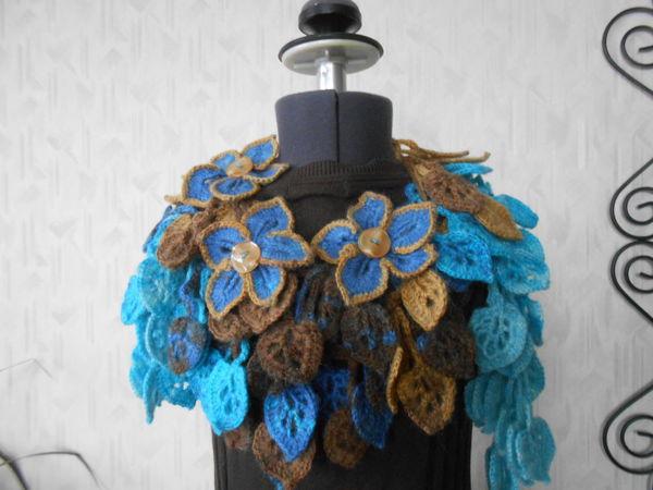 Распродажа шарфиков-колье!! | Ярмарка Мастеров - ручная работа, handmade