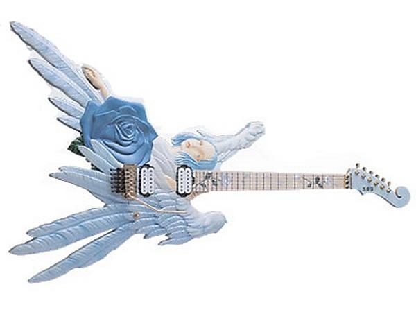 Такая необычная, но всем знакомая гитара, или Музыкальный инструмент как произведение искусства   Ярмарка Мастеров - ручная работа, handmade
