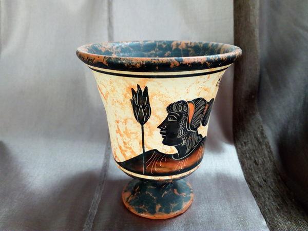 Чаша справедливости (кружка жадности) Пифагора: во всем должна быть мера | Ярмарка Мастеров - ручная работа, handmade