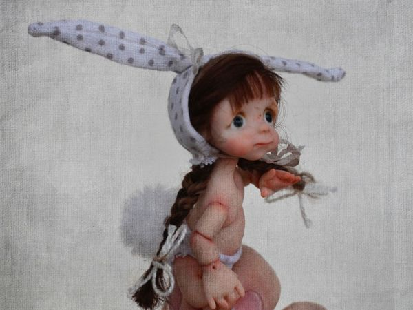 Малышка бжд | Ярмарка Мастеров - ручная работа, handmade