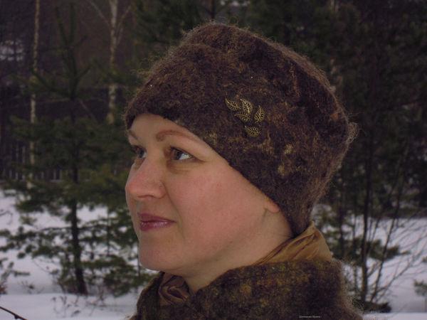 мастер класс по валянию шапочки или берета | Ярмарка Мастеров - ручная работа, handmade