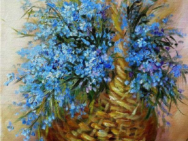 Романтика цветов в романсе. | Ярмарка Мастеров - ручная работа, handmade