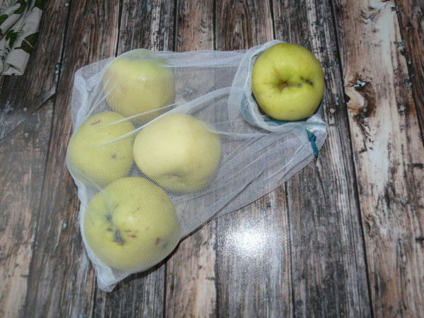 Шьем экосумку-фруктовку | Ярмарка Мастеров - ручная работа, handmade