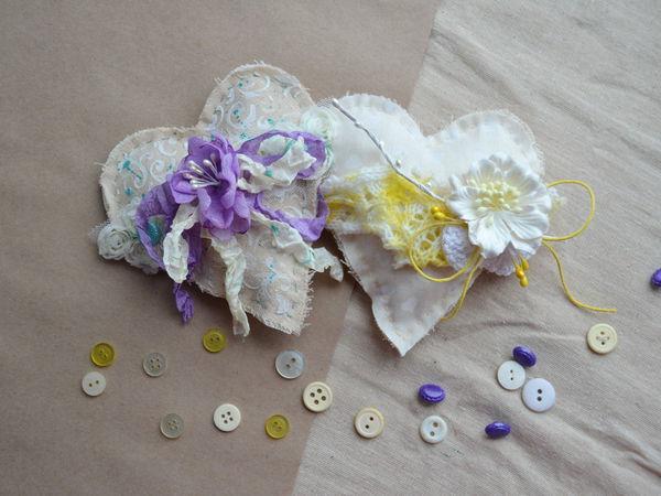 Как сделать текстильное аромасаше   Ярмарка Мастеров - ручная работа, handmade