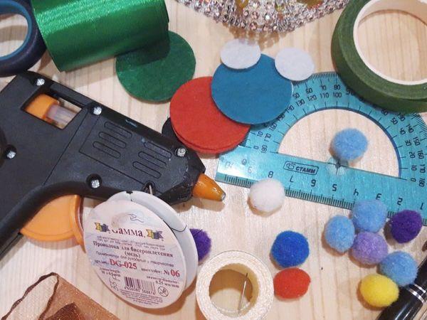 Канзаши для начинающих: инструменты и материалы   Ярмарка Мастеров - ручная работа, handmade