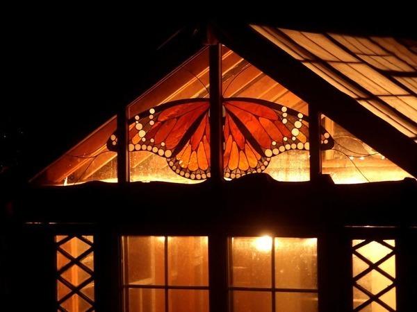 Neile Cooper и её волшебный стеклянный домик   Ярмарка Мастеров - ручная работа, handmade